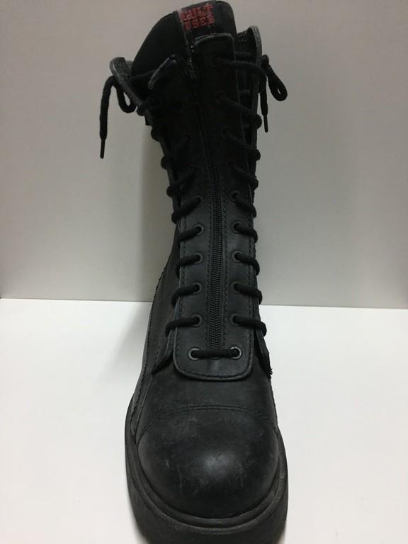 Scarpe Scarponi Anfibio Stivali Uomo Cult Originale Cl0783Shoes Pelle Nuovo  5 5 di 7 ... 53e5a028652